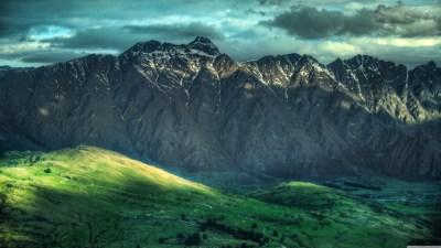 Mountains New Zealand 4K HD Desktop Wallpaper for 4K Ultra HD TV • Wide & Ultra Widescreen ...