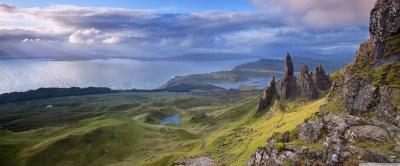 Old Man of Storr, Isle of Skye, Scotland 4K HD Desktop Wallpaper for 4K Ultra HD TV • Wide ...