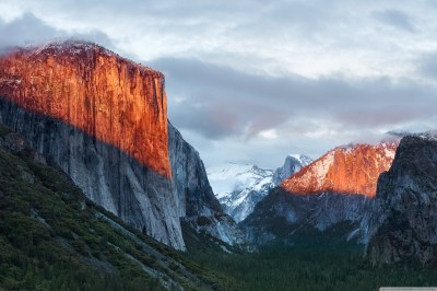 OS X El Capitan 4K HD Desktop Wallpaper for 4K Ultra HD TV • Tablet • Smartphone • Mobile Devices