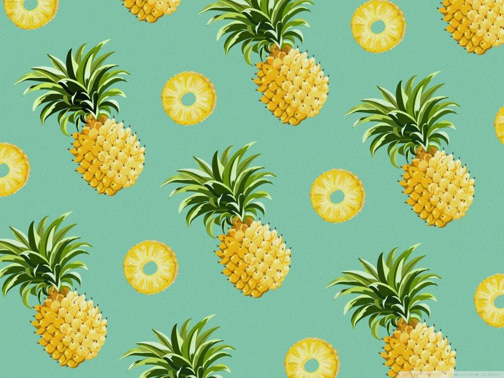 Cute Wallpapers Of Pineapples Pineapples 4k Hd Desktop Wallpaper For 4k Ultra Hd Tv