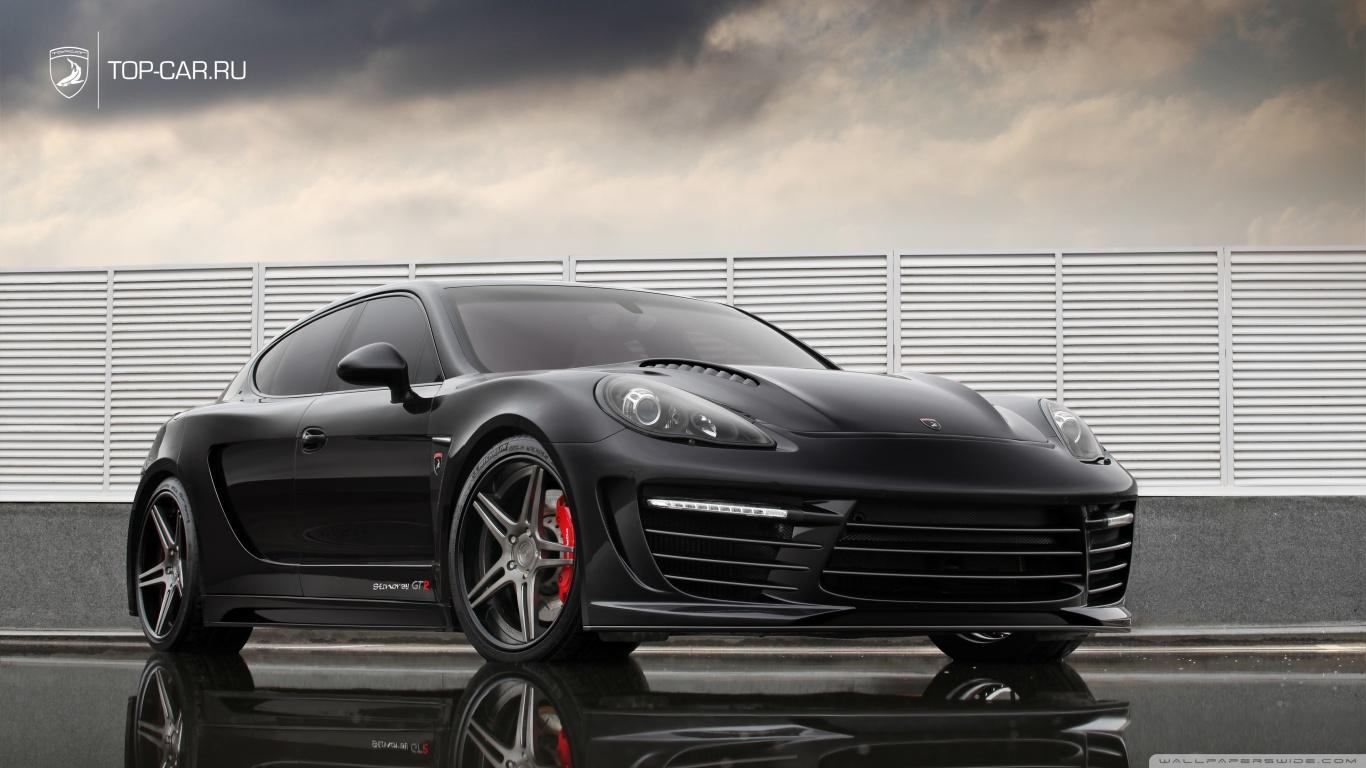 Tuner Car Wallpaper Hd Porsche Panamera Stingray Gtr 4k Hd Desktop Wallpaper For