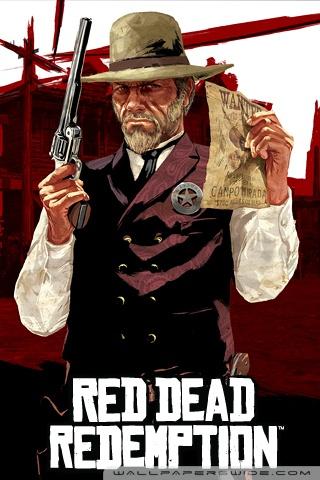 Reddit Quotes Wallpaper Red Dead Redemption Marshal Leigh Johnson 4k Hd Desktop