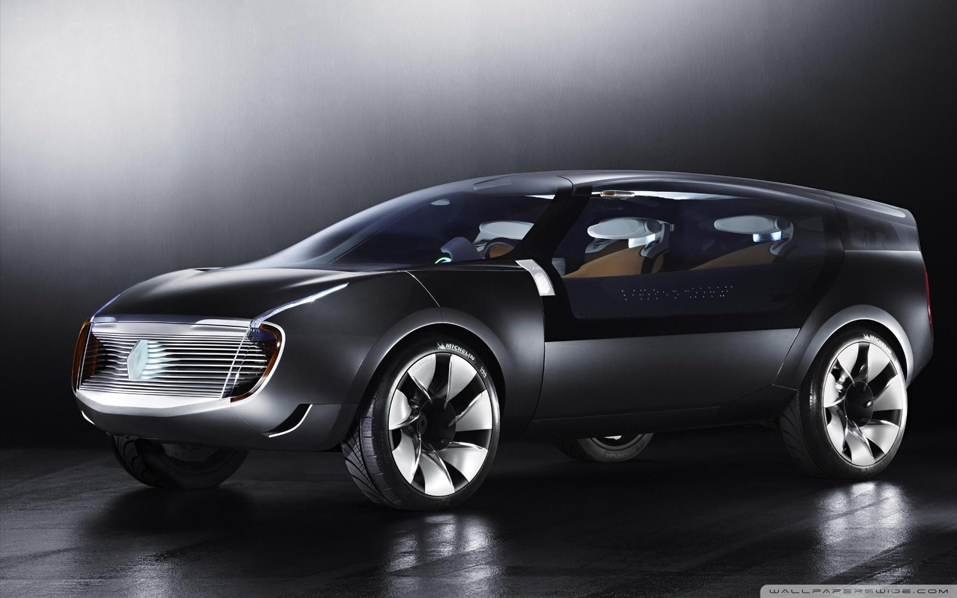 Raiders Wallpaper 3d Renault Concept Car 4k Hd Desktop Wallpaper For 4k Ultra