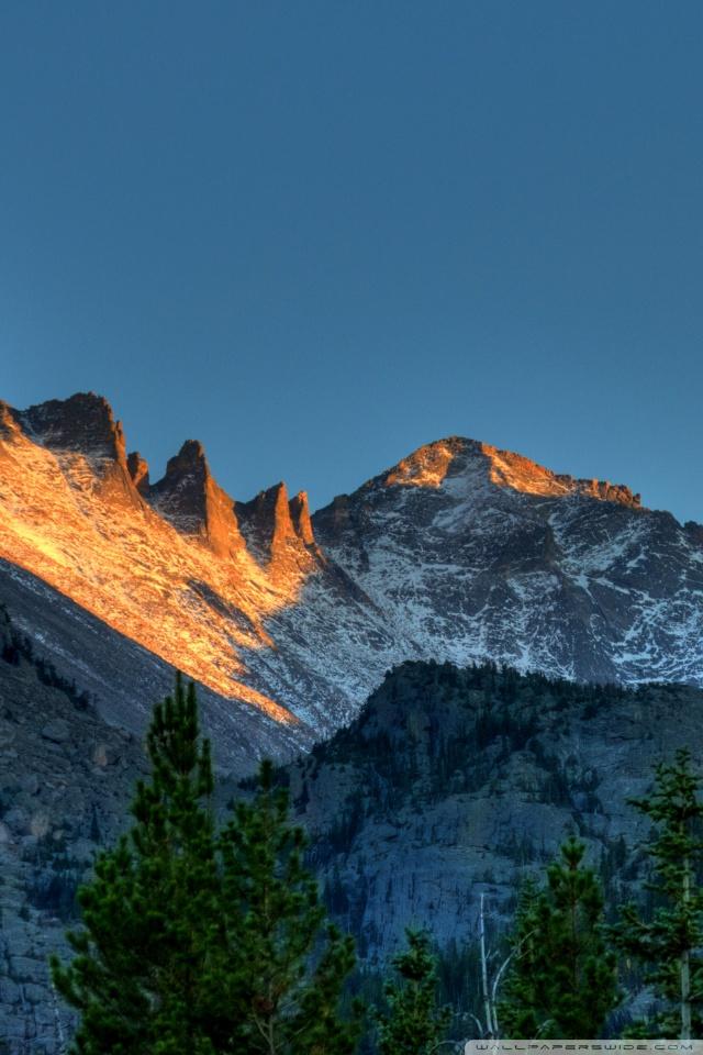 Iphone Book Wallpaper Rocky Mountain National Park Colorado 4k Hd Desktop