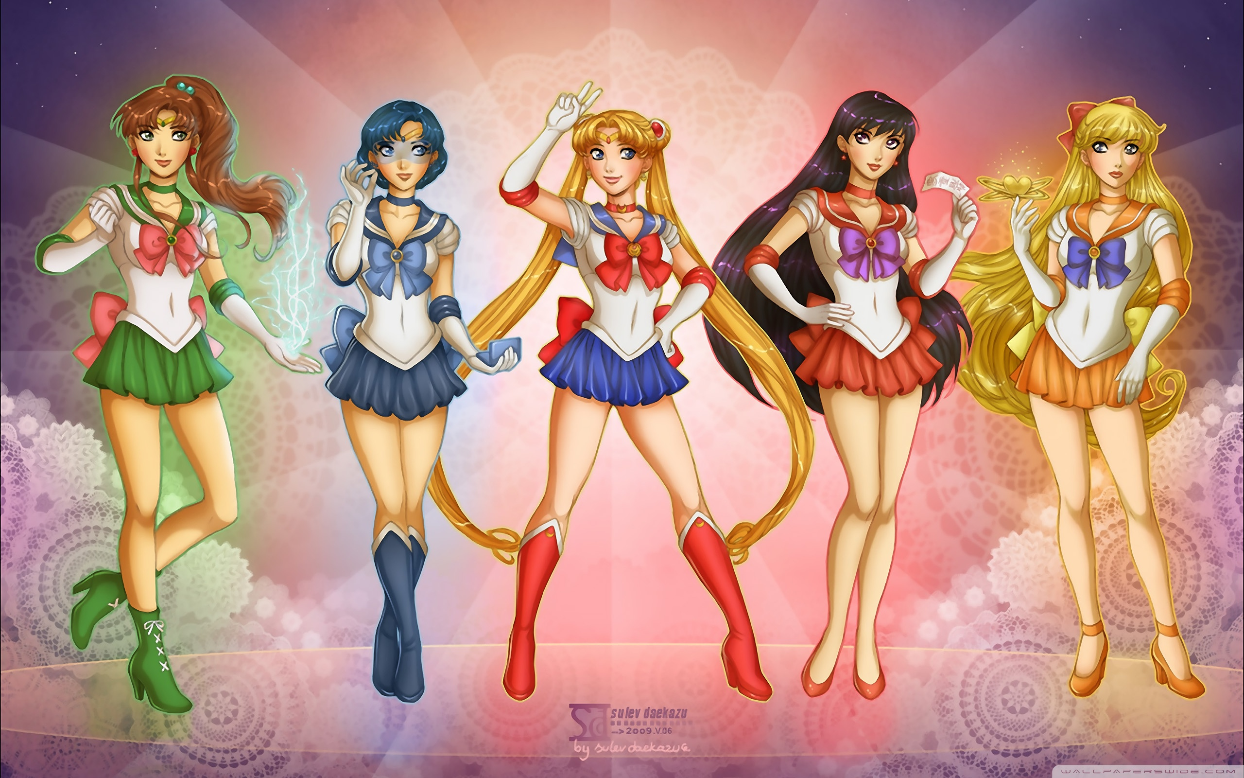 Hd Gif Wallpaper For Desktop Sailor Scouts 4k Hd Desktop Wallpaper For 4k Ultra Hd Tv
