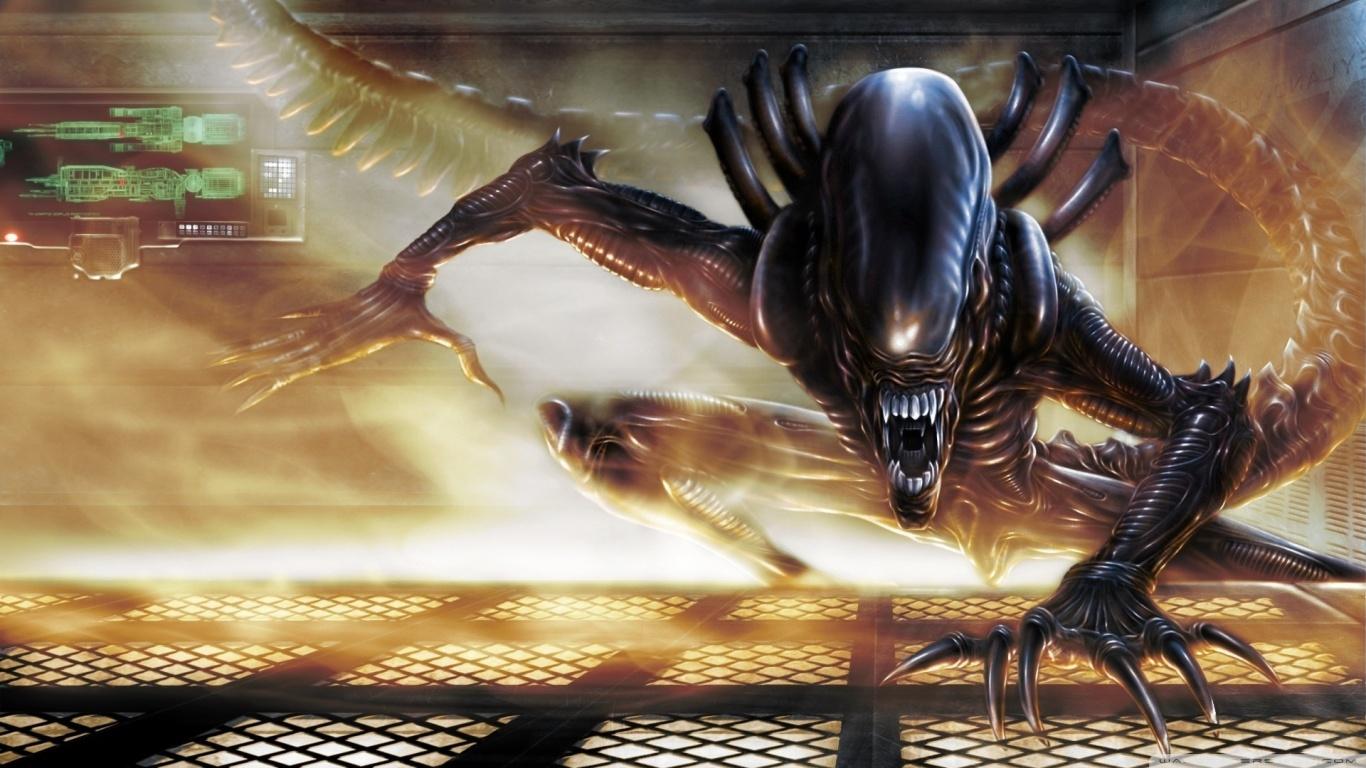 Wallpaper Hd King Sci Fi Alien 4k Hd Desktop Wallpaper For 4k Ultra Hd Tv