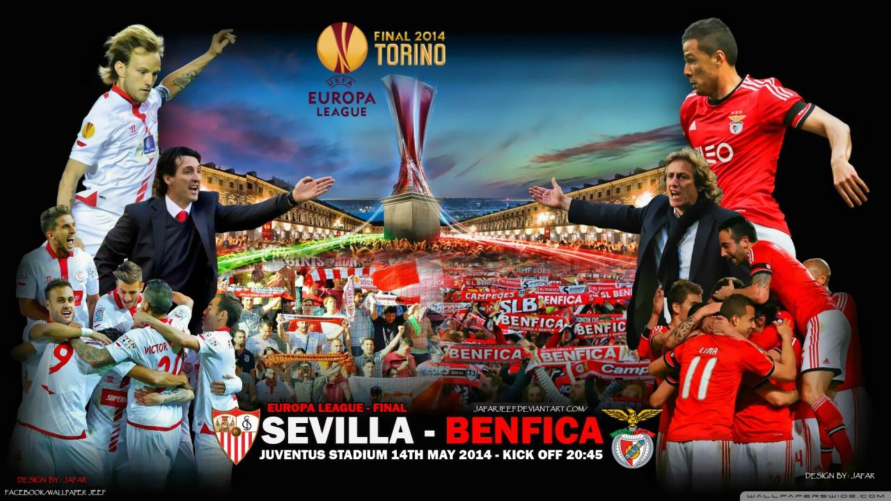 Real Madrid Iphone 4 Wallpaper Sevilla Benfica Europa League Final 2014 4k Hd Desktop