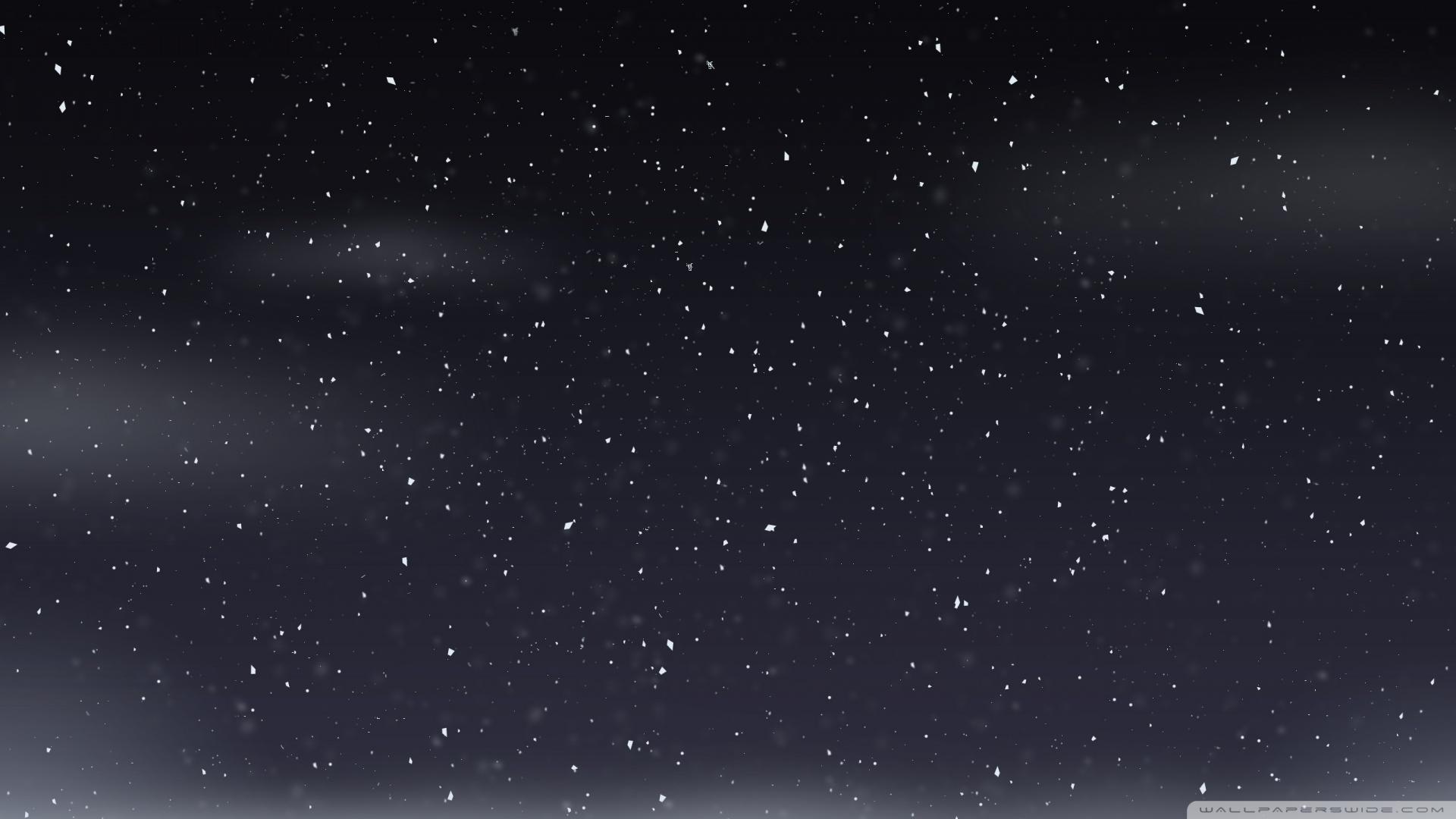 Iphone 5 Falling Snow Wallpaper Snowfall 4k Hd Desktop Wallpaper For 4k Ultra Hd Tv