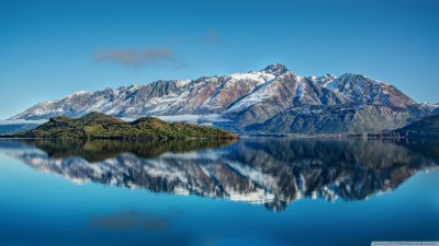Spectacular Mountain Lake 4K HD Desktop Wallpaper for 4K Ultra HD TV • Dual Monitor Desktops ...