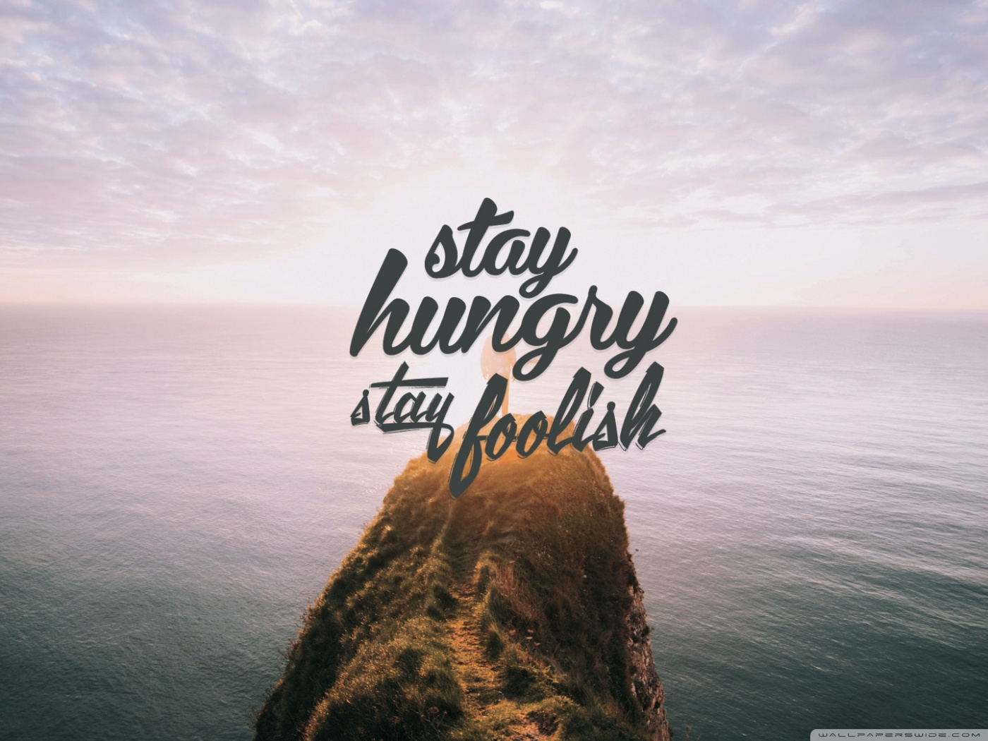 Motivational Quotes Wallpapers Hd For Mobile Stay Hungry Stay Foolish Inspirational 4k Hd Desktop