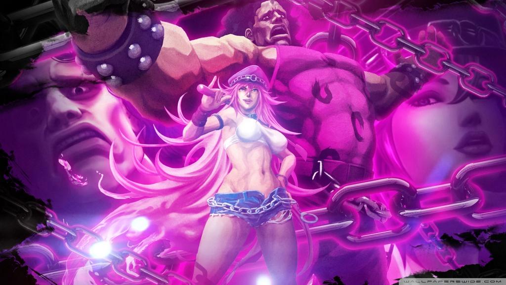 Girl Boss Wallpaper Iphone Street Fighter X Tekken Poison Hugo 4k Hd Desktop