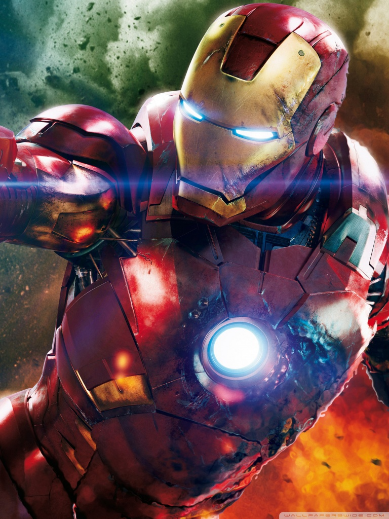 3d Animation Wallpaper For Samsung Mobile The Avengers Iron Man 4k Hd Desktop Wallpaper For 4k Ultra