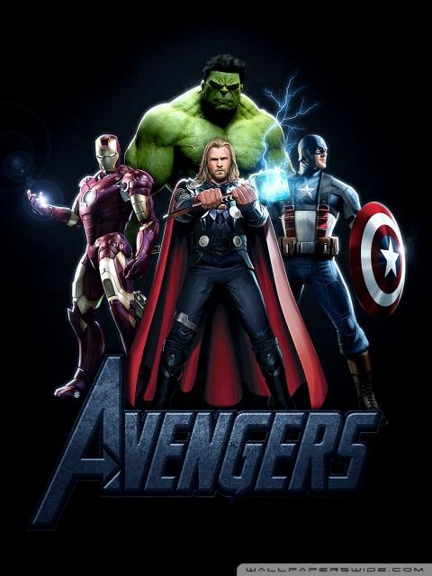 Deadpool Logo Wallpaper Hd The Avengers Movie 2012 4k Hd Desktop Wallpaper For 4k