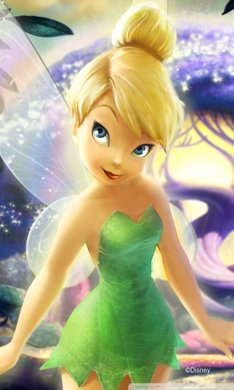 Cute Wallpapers For Phones Animated Tinker Bell Movie 4k Hd Desktop Wallpaper For Wide