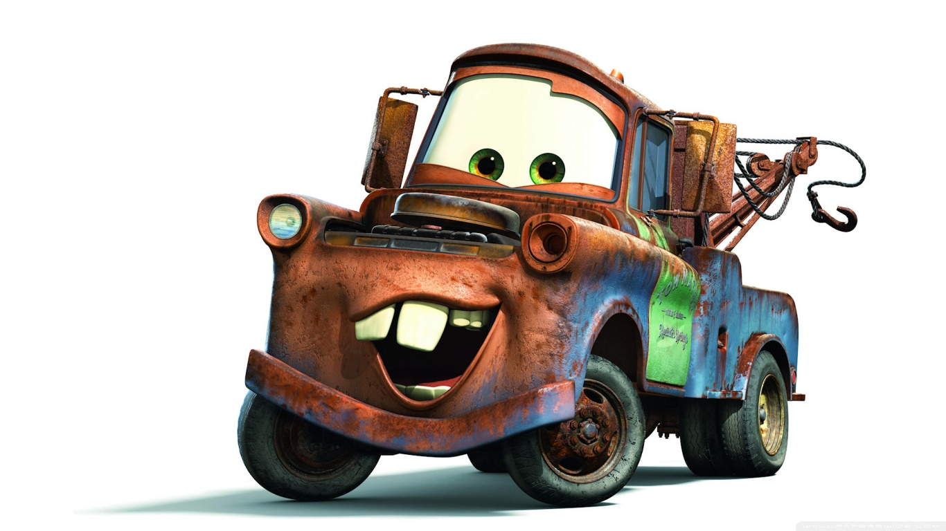 Tow Mater Cars Movie Wallpaper 1920x1200 Tow Mater Cars Movie 4k Hd Desktop Wallpaper For 4k Ultra