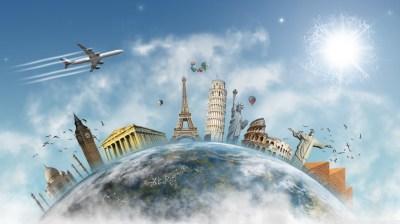 Travel the World 4K HD Desktop Wallpaper for 4K Ultra HD TV • Wide & Ultra Widescreen Displays ...