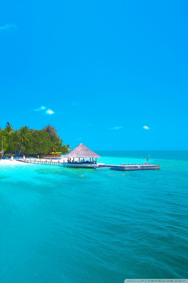 Water Wallpaper Hd Live Tropical Paradise 4k Hd Desktop Wallpaper For 4k Ultra Hd