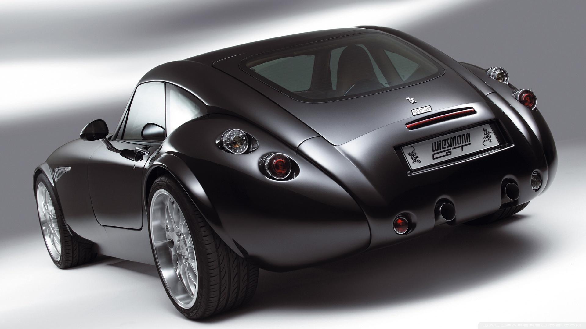 Cool Sport Cars Wallpaper For Mobile Wiesmann Gt Car Back 4k Hd Desktop Wallpaper For 4k Ultra