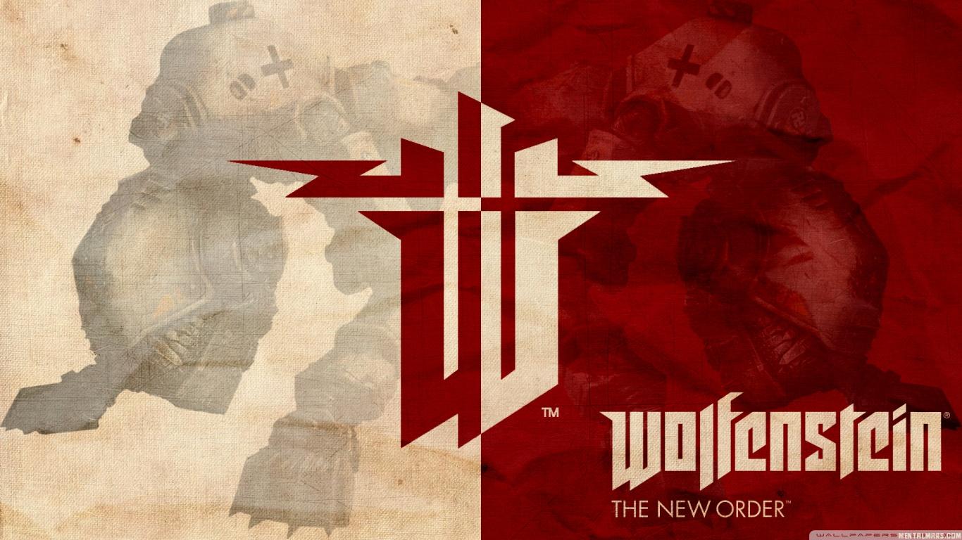 Wolfenstein Hd Wallpapers Wolfenstein The New Order 4k Hd Desktop Wallpaper For 4k
