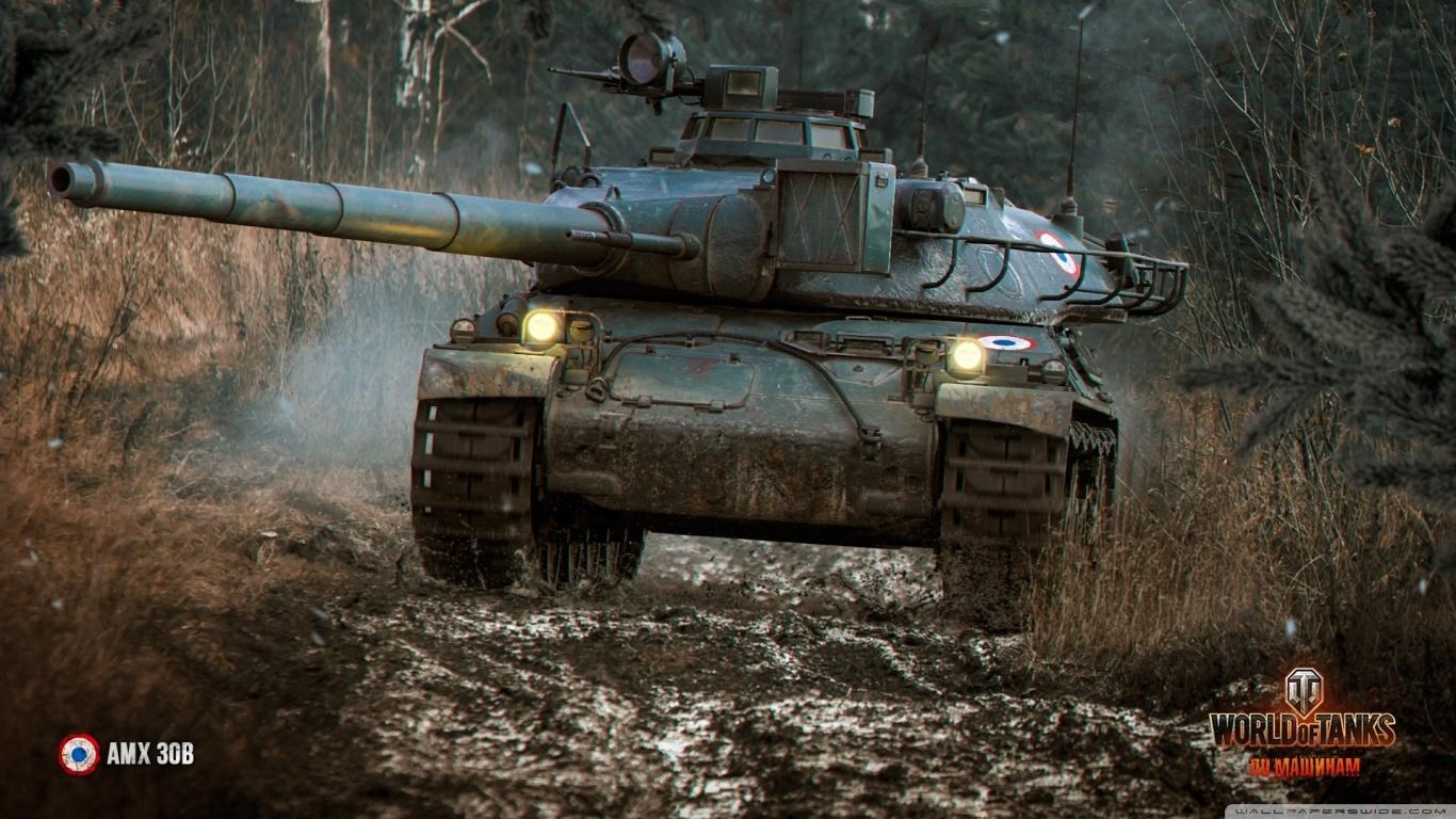 Hd Wallpapers World Of Tanks Amx 30b 4k Hd Desktop Wallpaper For 4k