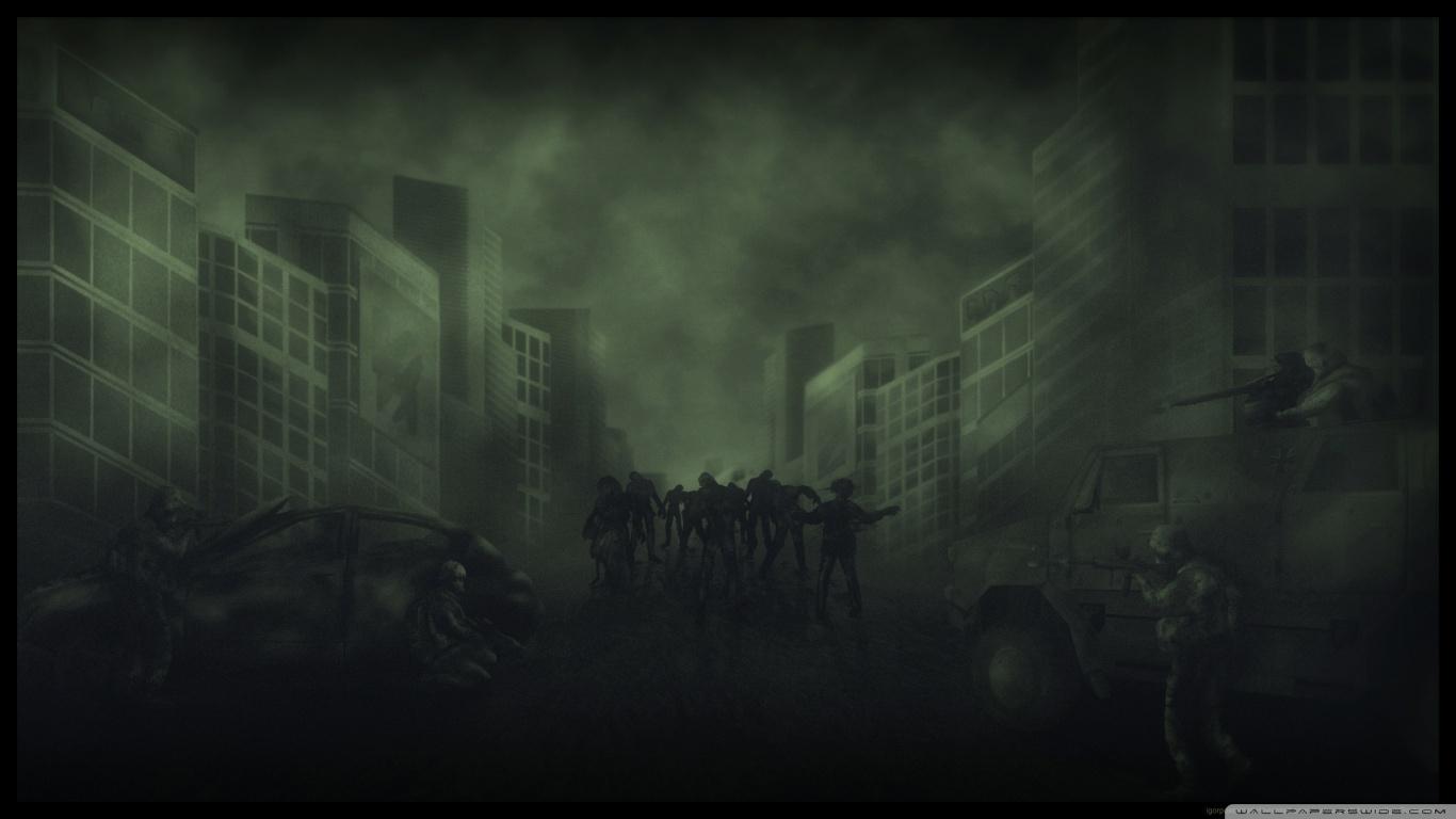 Apocalypse Wallpaper Hd Zombies Attack 4k Hd Desktop Wallpaper For 4k Ultra Hd Tv