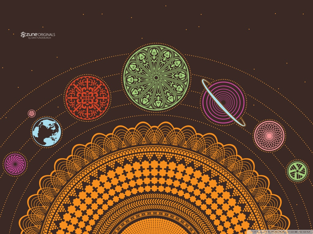 Trippy Wallpaper Iphone X Zune Solar System 4k Hd Desktop Wallpaper For 4k Ultra Hd