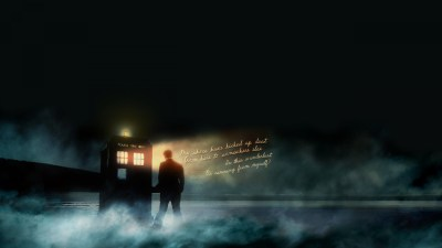 Doctor Who Desktop Wallpaper ·①