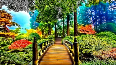 Cool Nature Backgrounds ·①