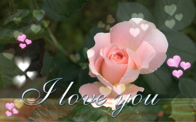 L Love You Wallpaper ·①