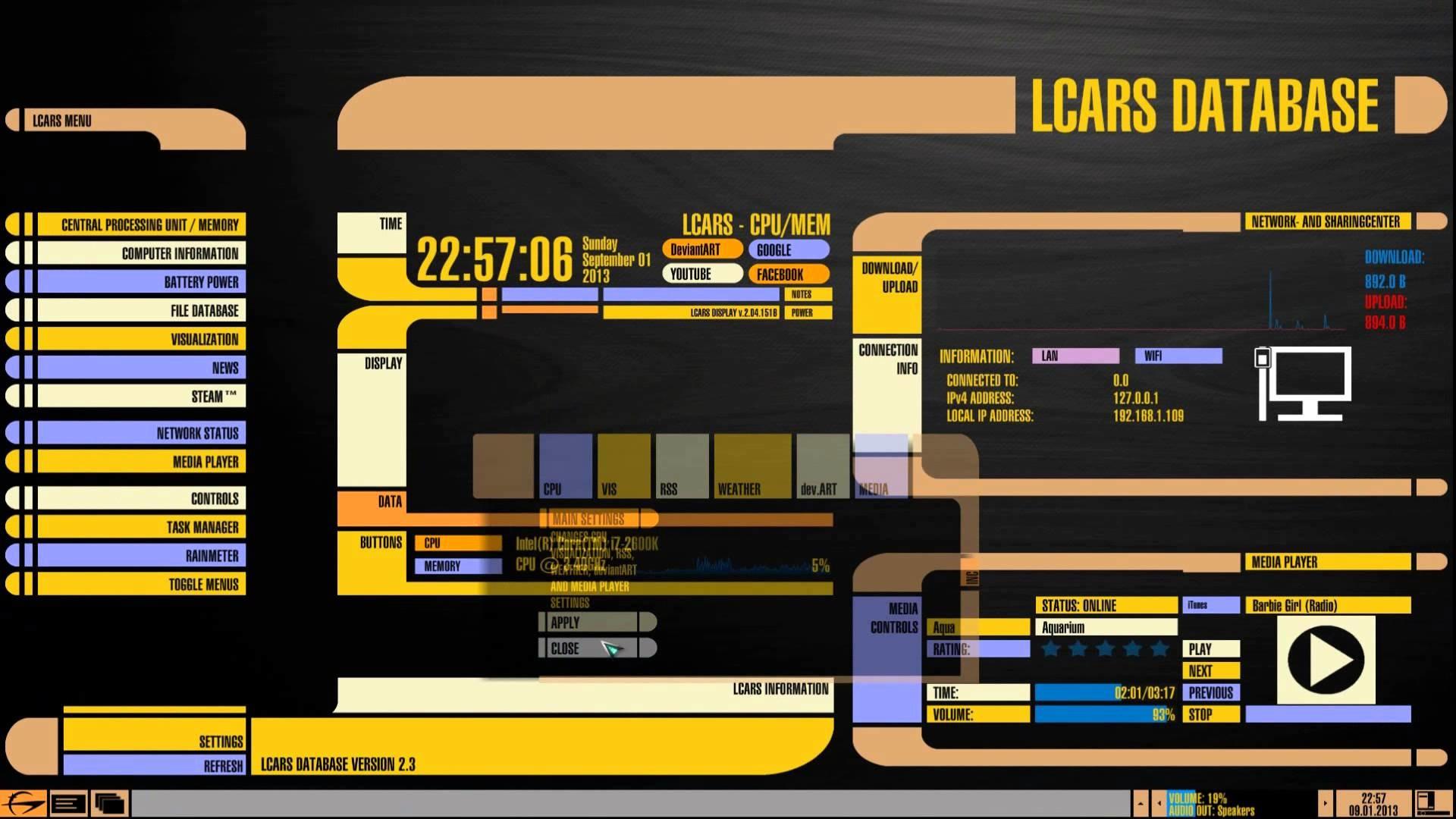How To Make Live Wallpaper Work Iphone X Star Trek Computer Wallpaper 183 ①