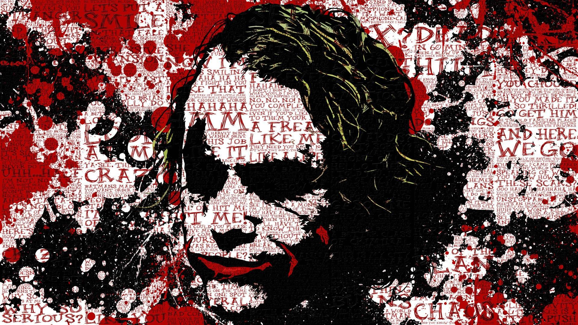 Joker Hd Wallpaper With Quotes Joker Background 183 ① Download Free Awesome Full Hd