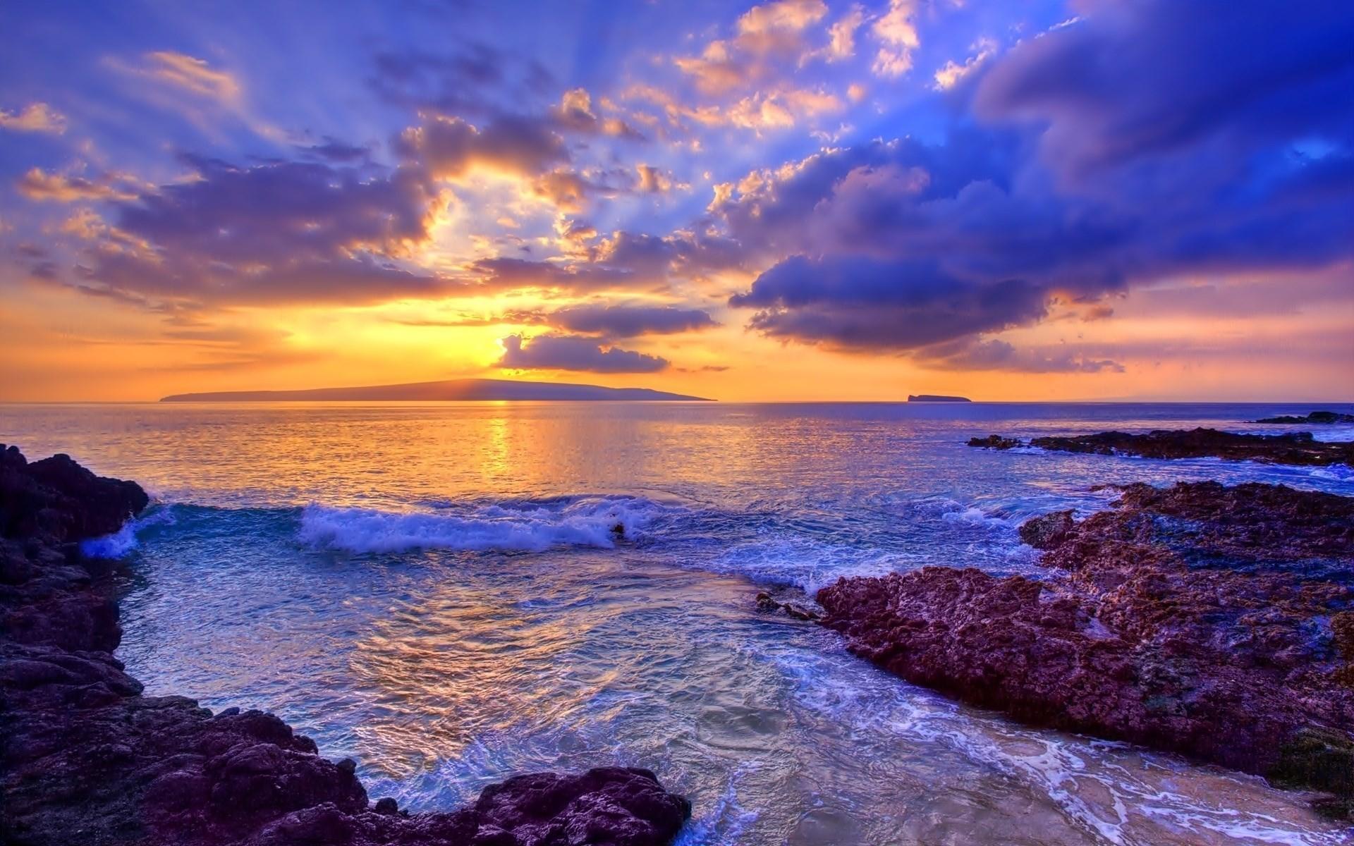 ocean backround