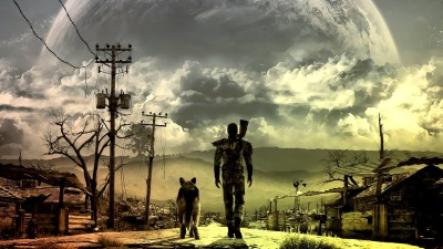 Fallout 4 HD wallpaper ·① Download free cool High Resolution wallpapers for desktop computers ...