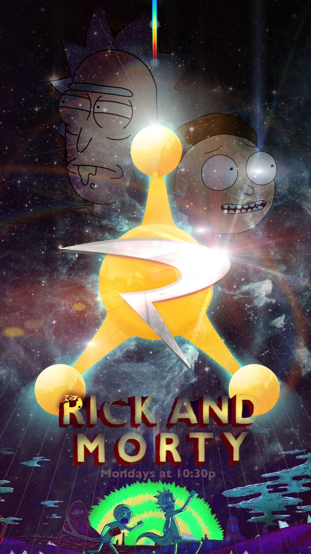 Rick And Morty Iphone X Wallpaper Rick And Morty Wallpaper 1080p 183 ① Download Free Stunning