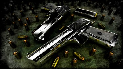 Cool Gun Wallpapers ·①