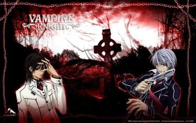 Vampire Knight Wallpapers ·①