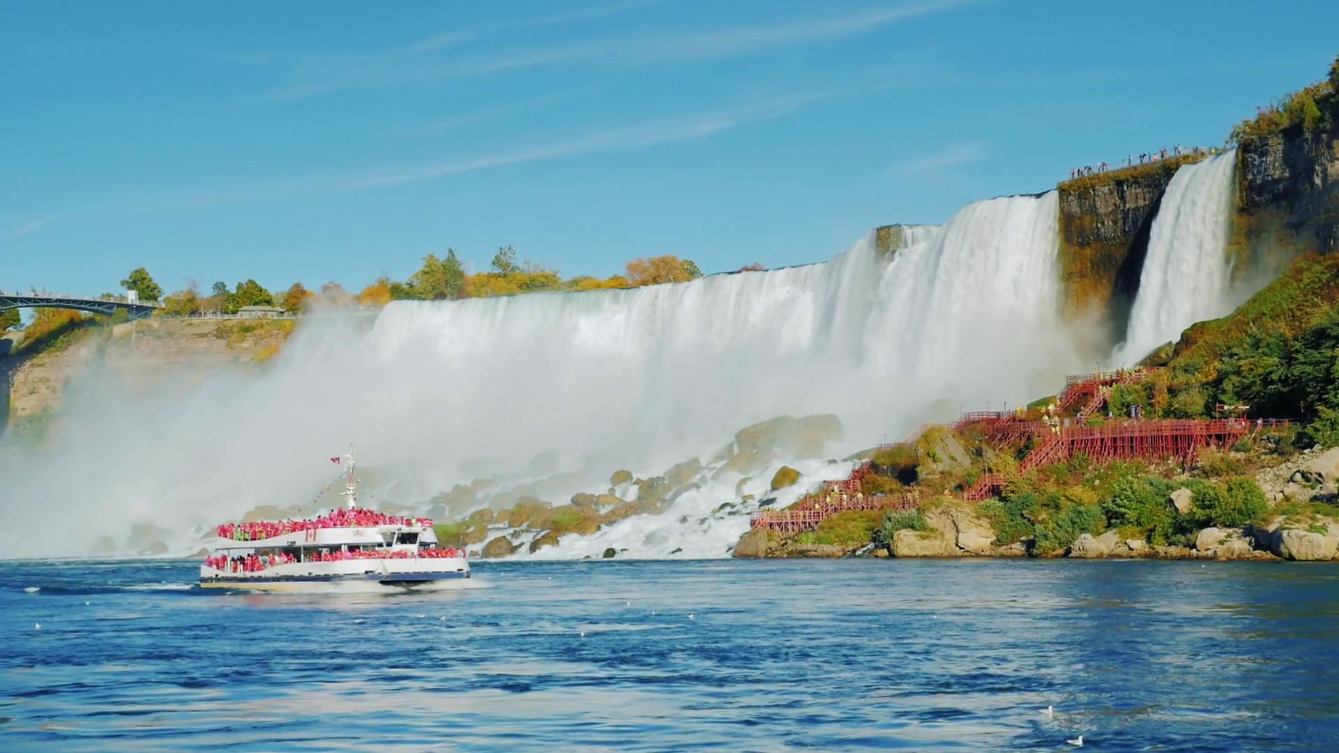 Niagara Falls Wallpaper 1920x1080 Niagara Falls Background 183 ① Wallpapertag