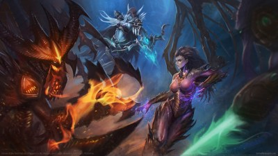 Heroes of the Storm wallpaper ·① Download free awesome High Resolution backgrounds for desktop ...