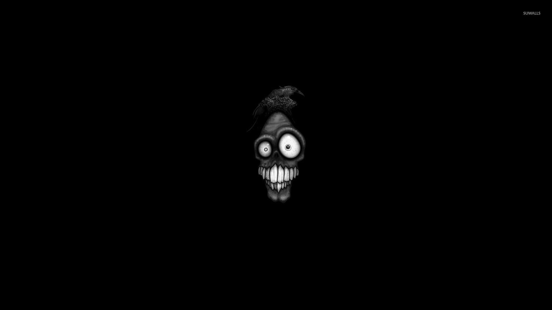 Scary 3d Live Wallpaper Skull Wallpaper 1920x1080 183 ①