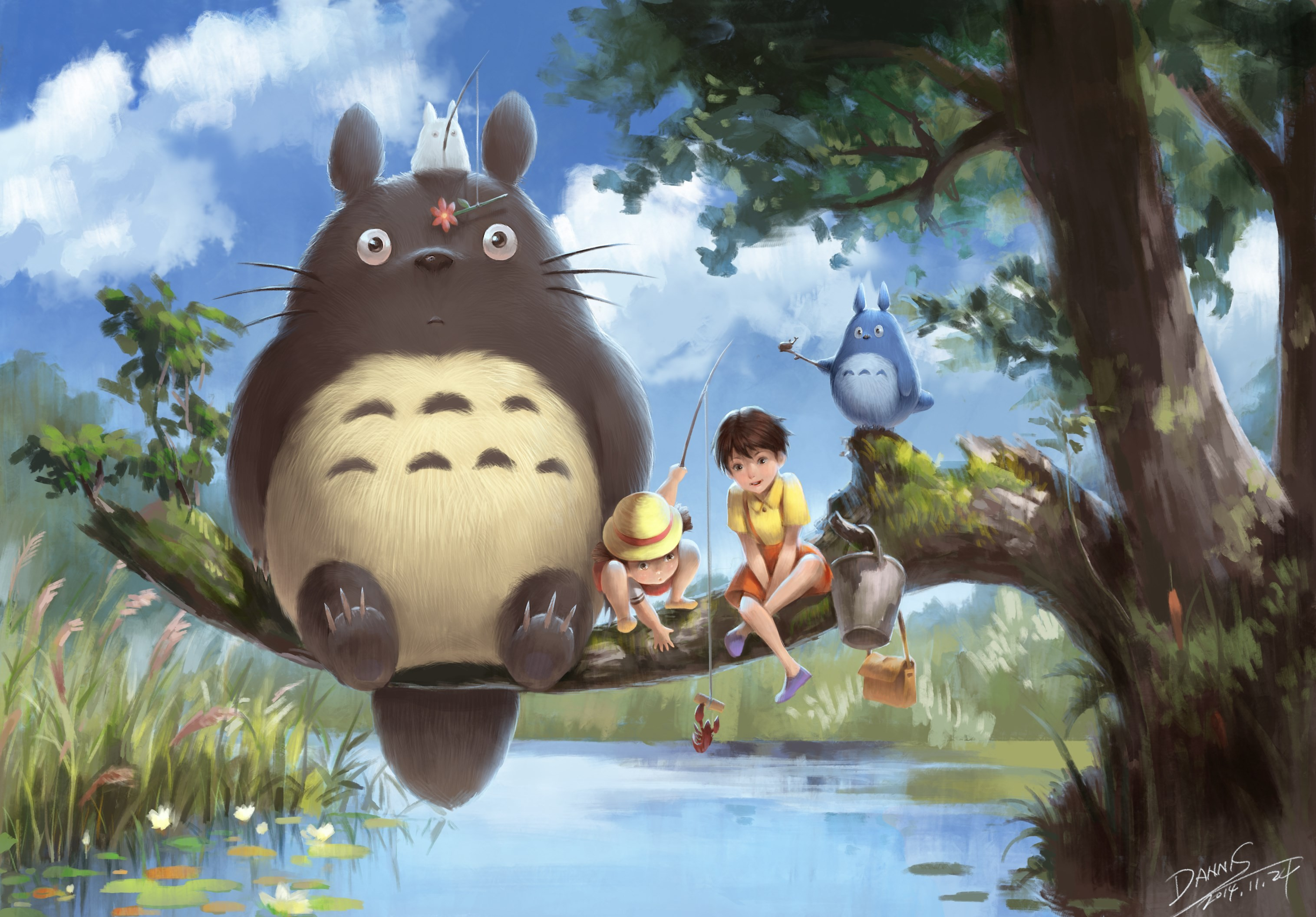 Snorlax Wallpaper Iphone Hd My Neighbor Totoro Wallpaper 183 ① Download Free Beautiful