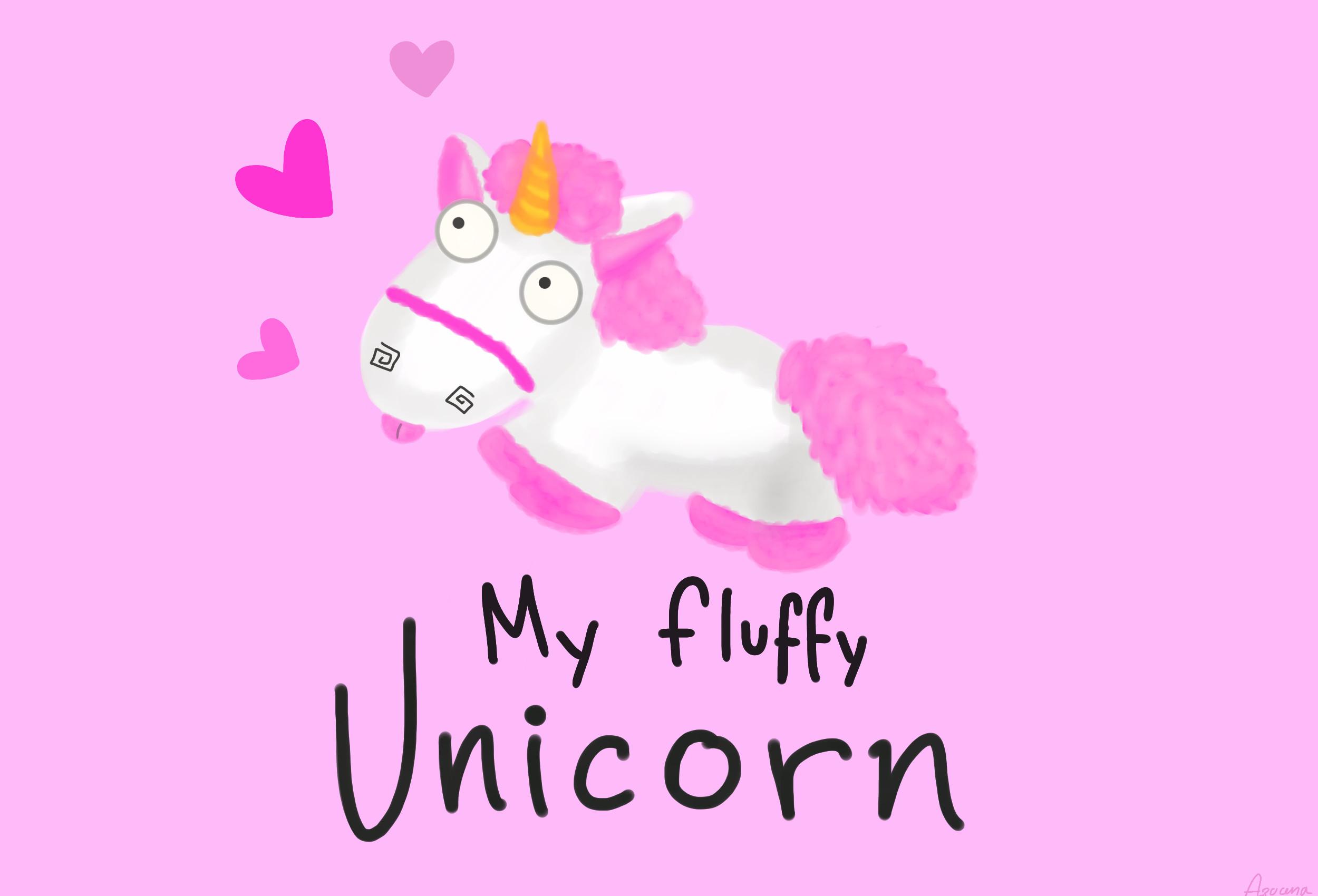 Cartoon Wallpaper Iphone X Pink Fluffy Unicorns Wallpapers 183 ①
