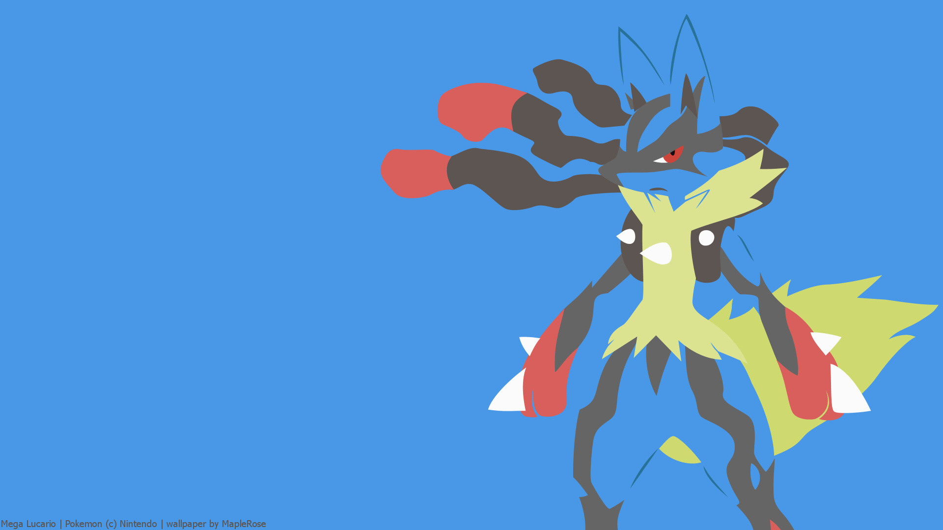 Wallpapers Gallery Falls Pokemon Lucario Wallpaper 183 ①