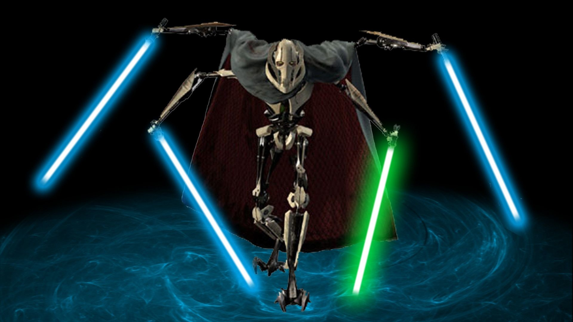 Download Wallpaper Superman 3d General Grievous Wallpaper 183 ①