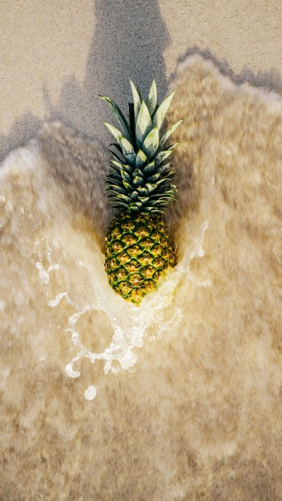 Pineapple background ·① Download free stunning HD wallpapers for desktop, mobile, laptop in any ...