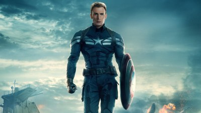Captain America the Winter Soldier Wallpapers ·①