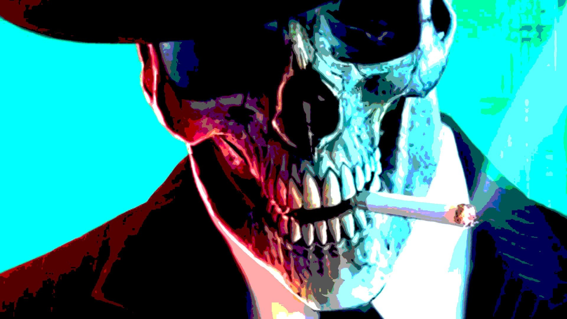 Wallpapers Hd Joker 3d Skull Wallpaper 183 ①