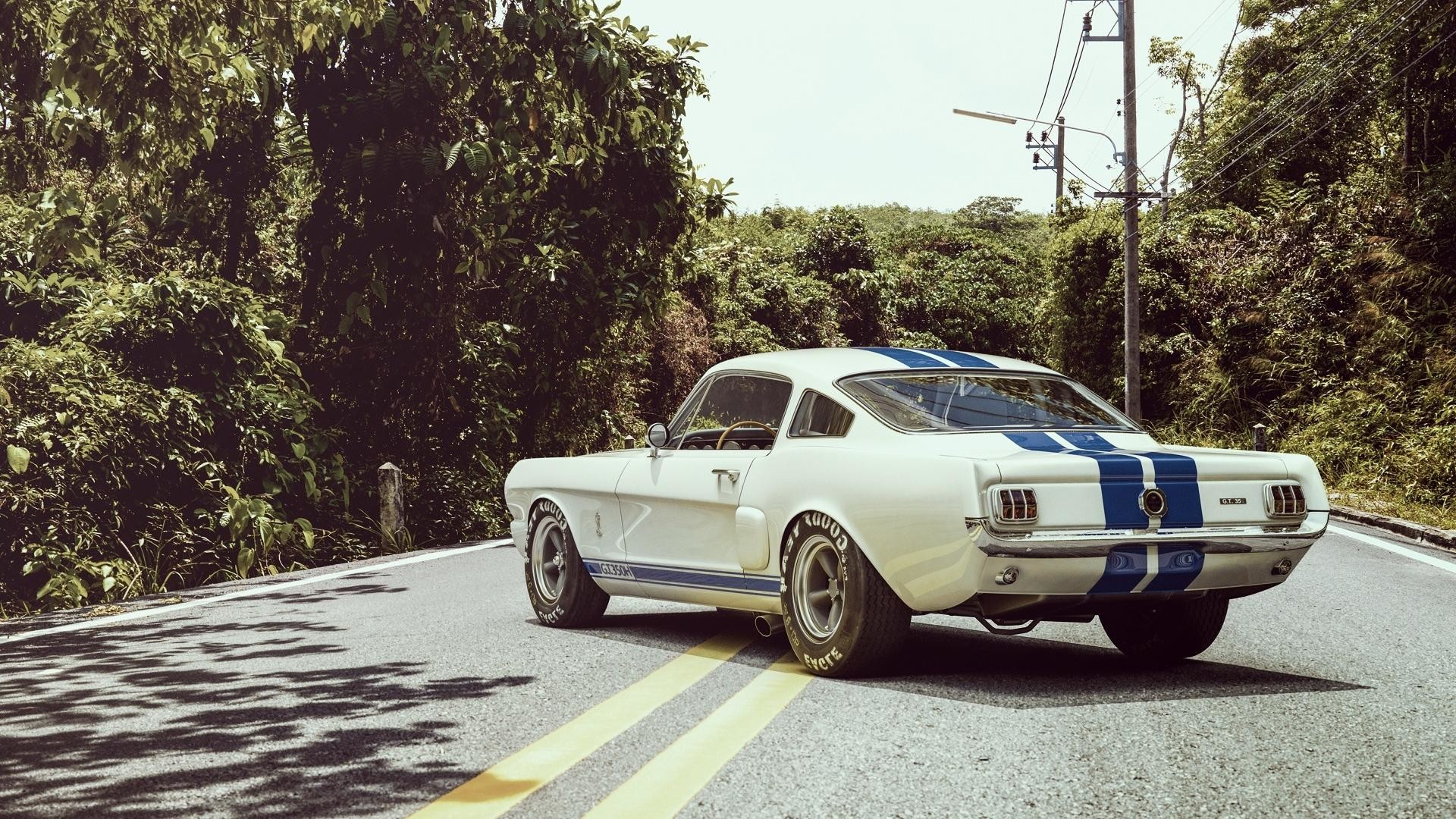 Muscle Cars Wallpapers 1080p Old School Cars Wallpaper 183 ①