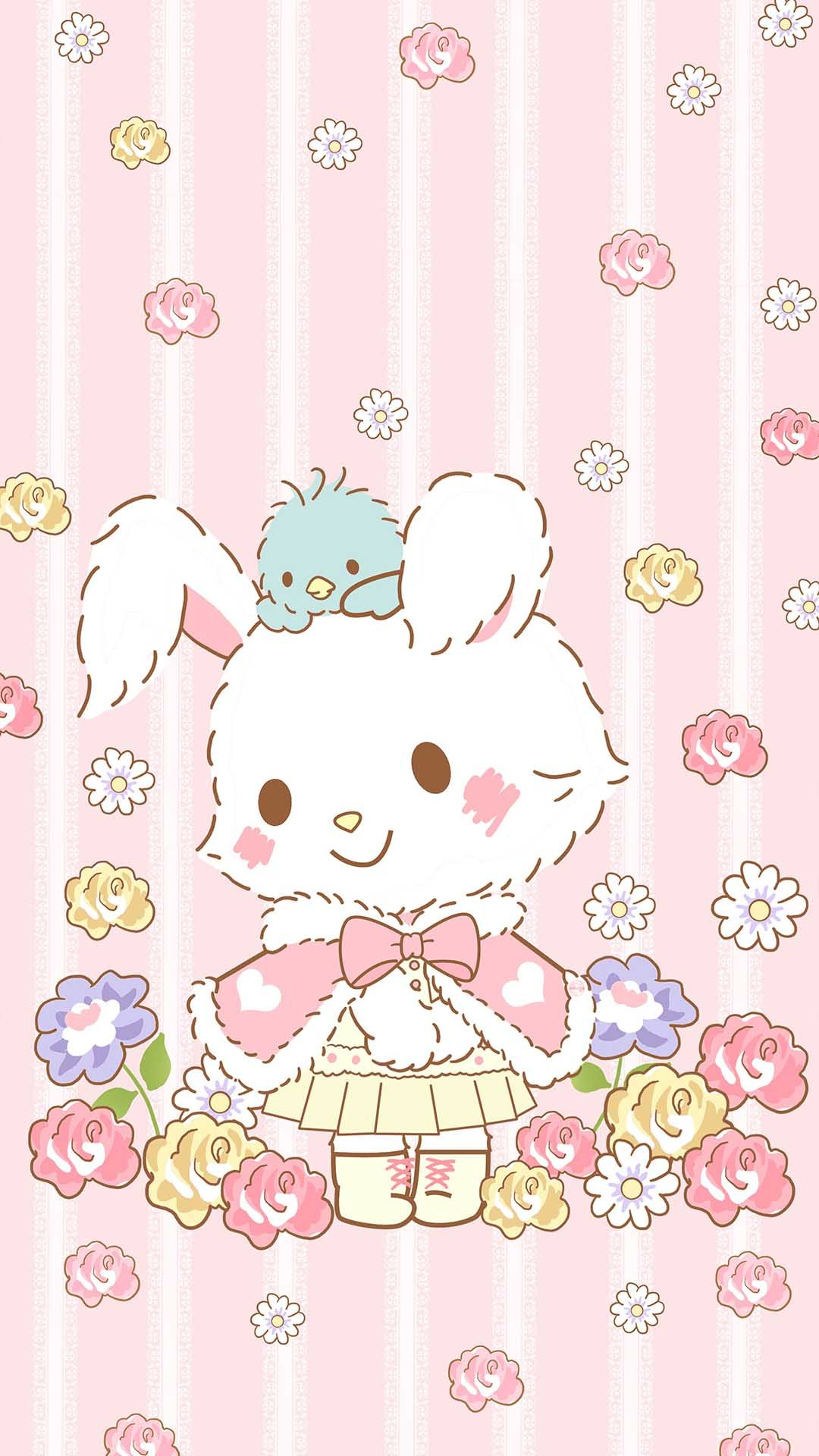 Cute Kitty Wallpapers Download Sanrio Pom Pom Purin And Macaron Wallpaper 183 ①