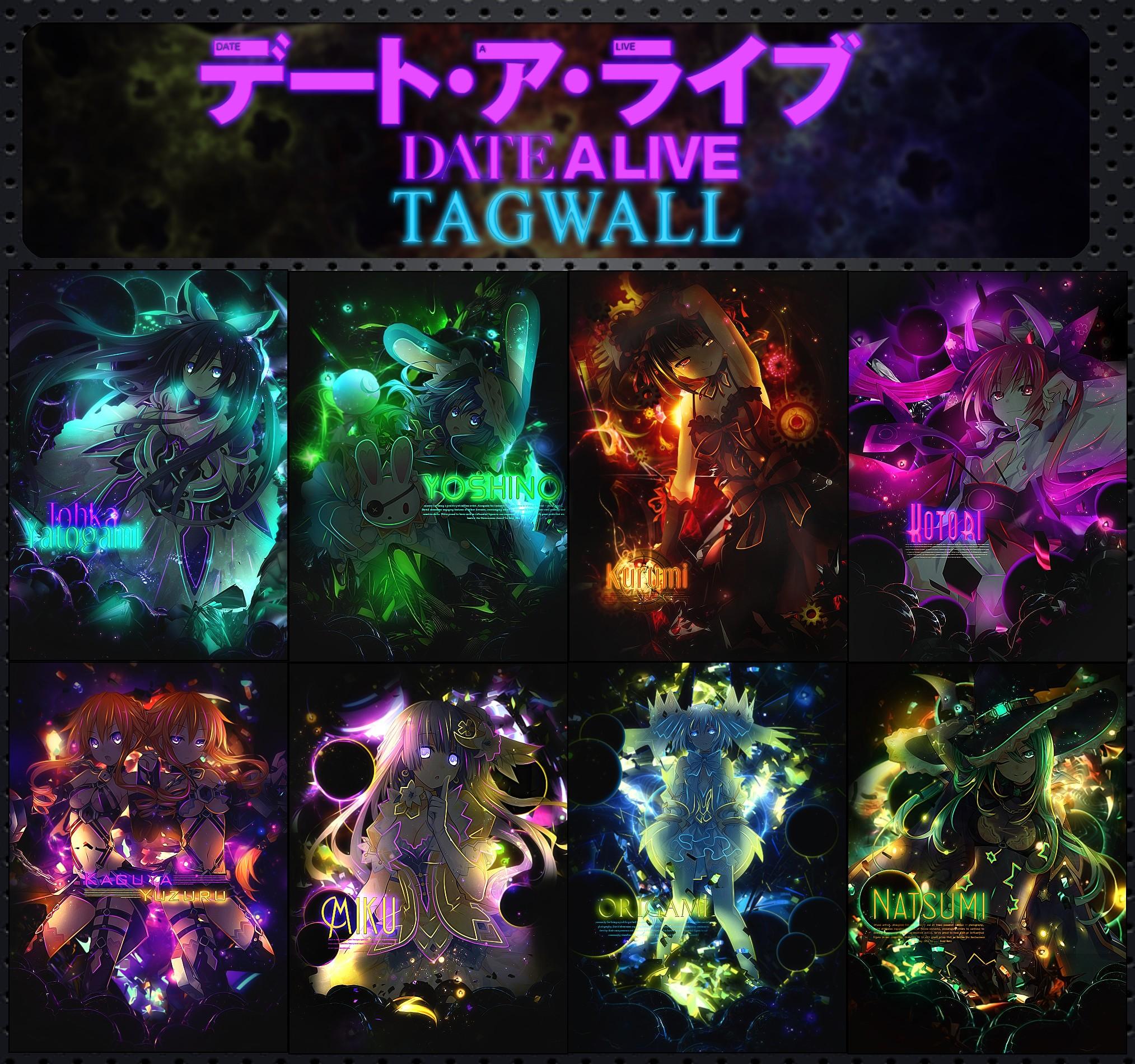 Beautiful Girl Live Wallpaper Hd Date A Live Wallpaper 183 ① Download Free Beautiful Full Hd
