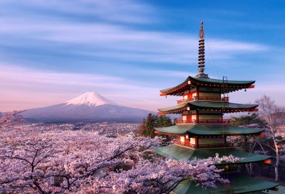 Japanese Scenery Wallpaper ·①